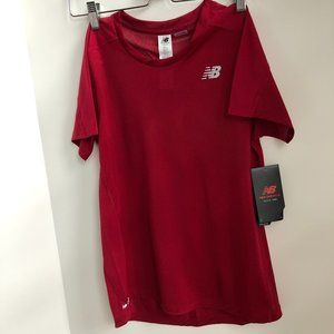 New Balance Impact Running T-Shirt Red Size S